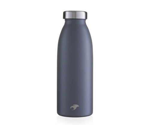 500ml Insulated Bottle for 24hr Hot/Cold Drinks - Anthracite
