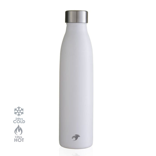 750ml Polar White Insulated Bottle for 24hr Hot/Cold Drinks