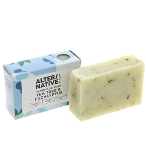 Tea Tree and Eucalyptus Natural Soap