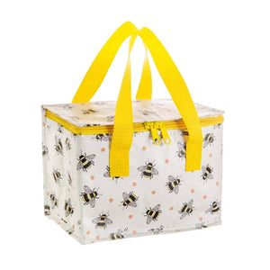 Recycled Foil Insulated Lunch bag - Busy Bees