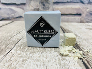 Hair Conditioner Kubes for Sensitive Skin