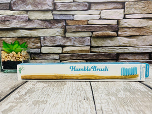 Bamboo Toothbrush - Soft Bristles (Choice of Colour)