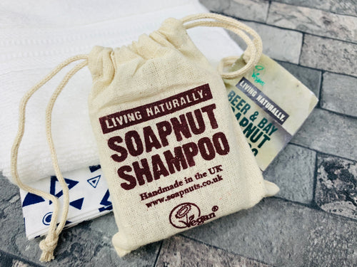 'Beer and Bay' Shampoo, Soap and Cleansing Bar