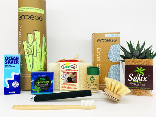 Mega Eco-friendly and Plastic Free Starter Bundle - My Favourites!