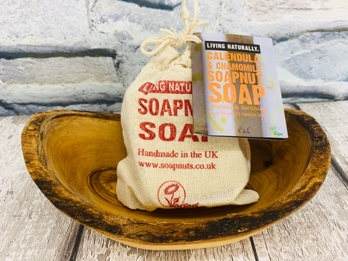 Calendula and Chamomile Soap and Cleansing Bar - Coconut Oil Free