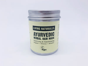 Ayurvedic Herbal Hair Mask