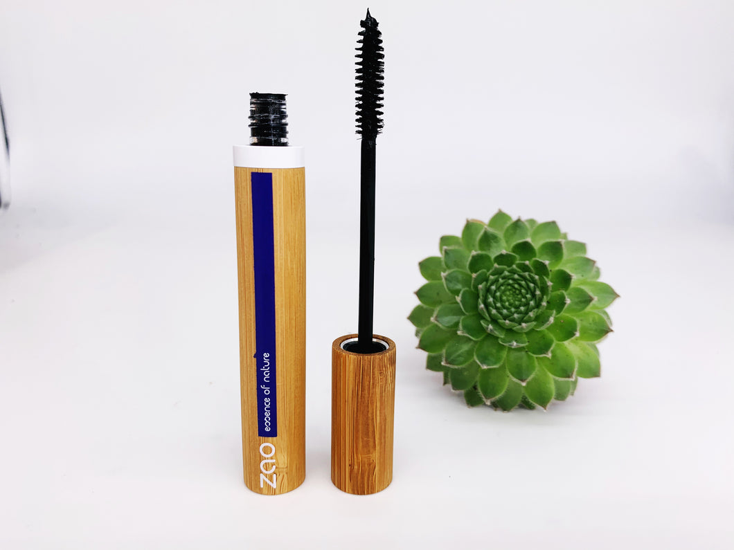 Aloe Vera Mascara - Refillable Black (090)