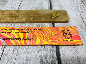 Cinnamon and Spice Incense Sticks