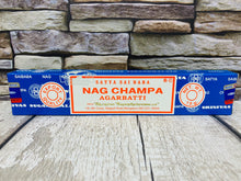 Load image into Gallery viewer, Fair Trade Satya Sai Nag Champa Incense Sticks
