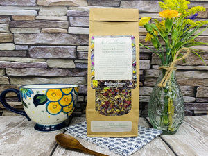 'Comfort and Reassure' Herbal Tea Infusion