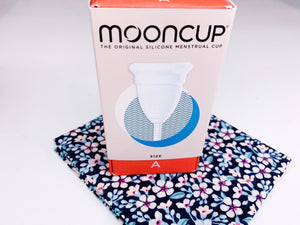 Mooncup - Silicone Menstrual Cup (Size A)