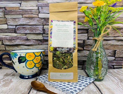 'Cleanse and Detox' Herbal Tea Infusion