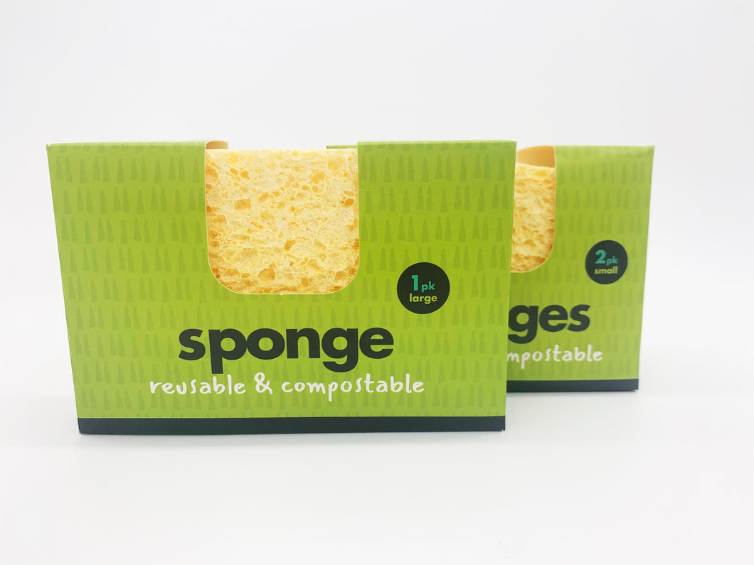Reusable Sponge (1 pack/2 pack)