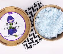 Load image into Gallery viewer, Blue Fairy Bath Crumble (200g)