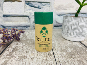 Natural Deodorant - Lavender and Geranium (55g)