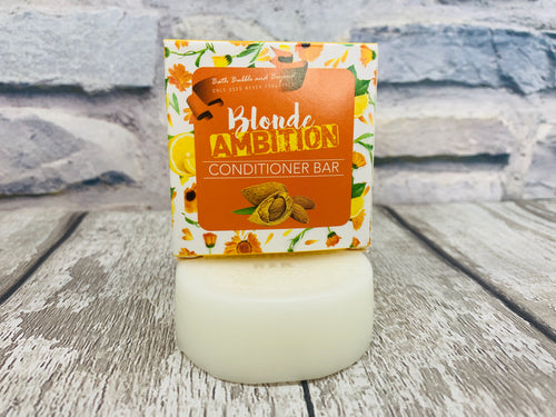 Blonde Ambition Solid Conditioner Bar