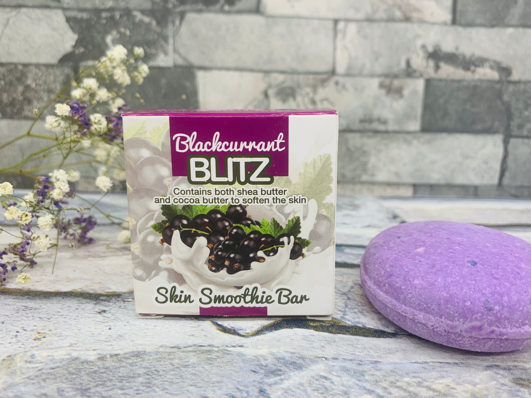 Shower Skin Smoothie Bar - Blackcurrant Blitz