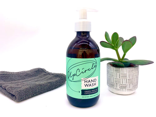 Green Mint and Lemongrass Hand Wash (270ml)