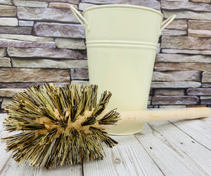 Plastic Free Wooden Toilet Brush (Large)
