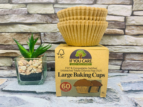 Large Baking Cups (60 cups)
