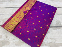 Load image into Gallery viewer, Handmade Fair Trade Sari Scrap Book / Photo Album - Multiple Colours