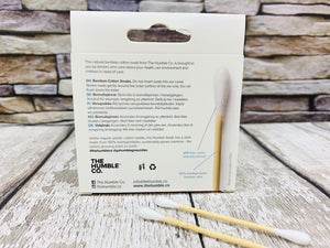 Bamboo Cotton Buds - Multiple Colours