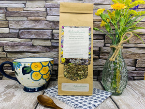 'Refresh and Energise' Herbal Tea Infusion