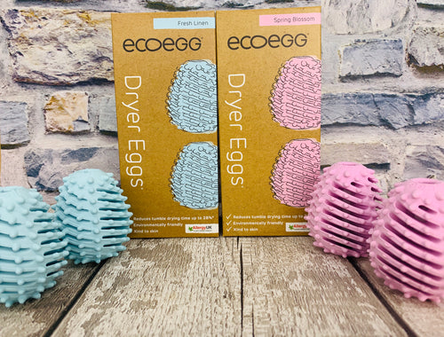 Ecoegg Dryer Egg - Fresh Linen/Spring Blossom