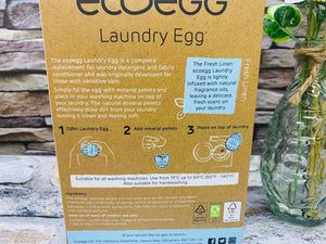 Laundry Egg (70 washes) - Fresh Linen