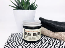 Load image into Gallery viewer, Man Balm - Botanical Herbal Moisturiser (Sandalwood and Orange)