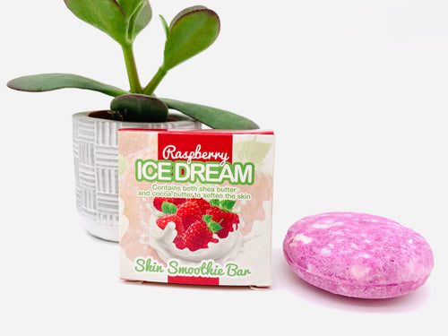 Shower Skin Smoothie Bar - Raspberry Icedream