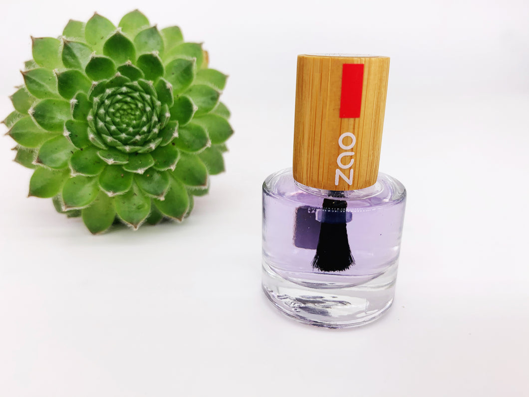 Zao Nail Polish '10 Free' - Hardener for Brittle Nails (635)