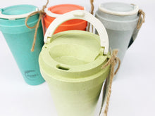 Load image into Gallery viewer, Rice Husk Travel Cup 500ml - Multiple Colours