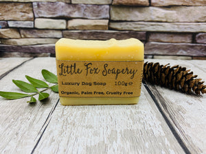 Luxury Dog Shampoo Bar 100g