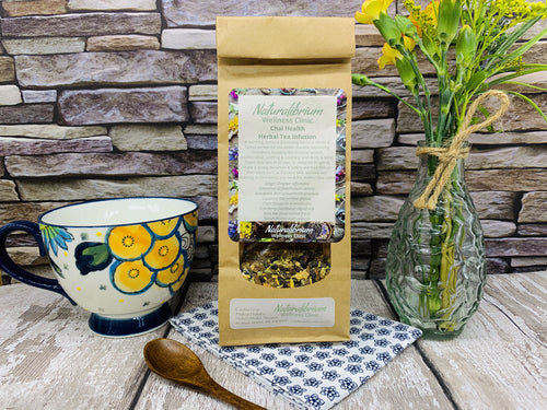 'Chai Health' Herbal Tea Infusion