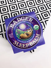 Load image into Gallery viewer, Organic Sleep Balm - Lavender and Bergamot
