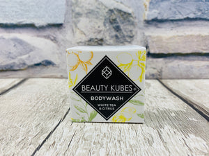 Body Wash Kubes (White Tea and Citrus)