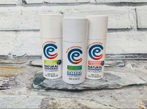 Natural Deodorant Stick - Peppermint (Strong Protection)