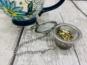 Tea Basket - Stainless Steel Loose Leaf Tea Infuser