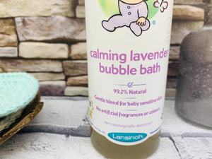 Calming Lavender Bubble Bath