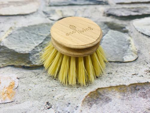 Brush Head Replacements - Natural Plant Based Bristles
