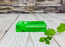 Load image into Gallery viewer, Natural Chewing Gum - Spearmint