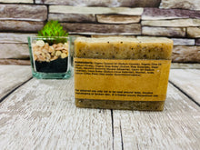 Load image into Gallery viewer, Wee Stoater Coffee Exfoliating Scrub Soap -100g
