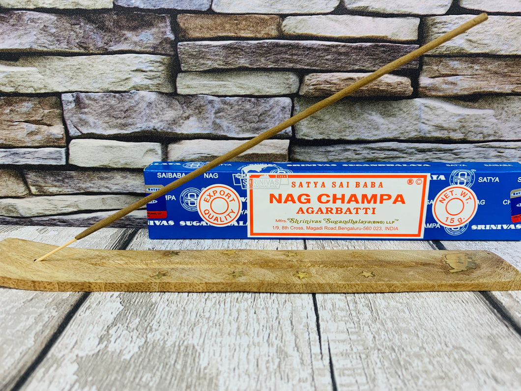 Fair Trade Satya Sai Nag Champa Incense Sticks