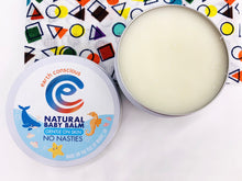Load image into Gallery viewer, Natural Baby Balm Tin 60g