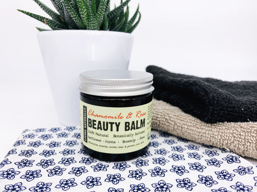 Beauty Balm - Soapnut Salve (Chamomile and Rose)