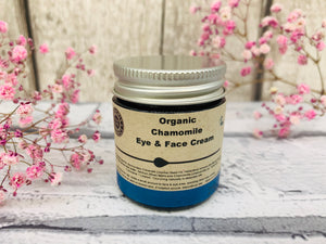Organic Chamomile Face and Eye Cream