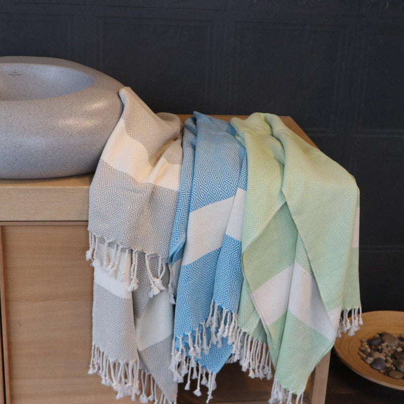 Fouta Hammam Towel | Diamond