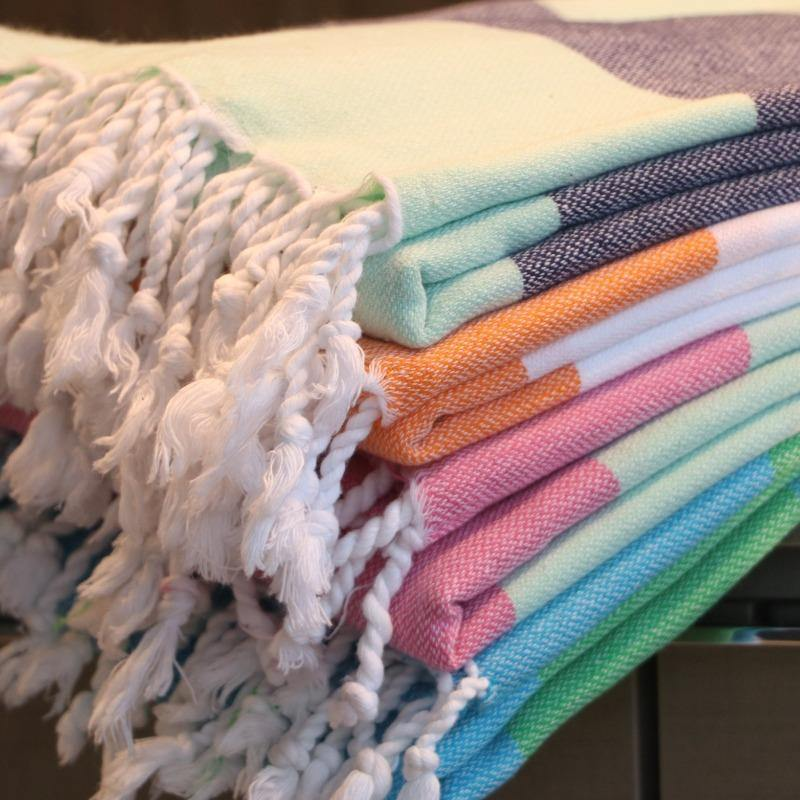 [Premium Quality 100% Cotton Hammam Towels & Throw Blankets Online]-Trimita
