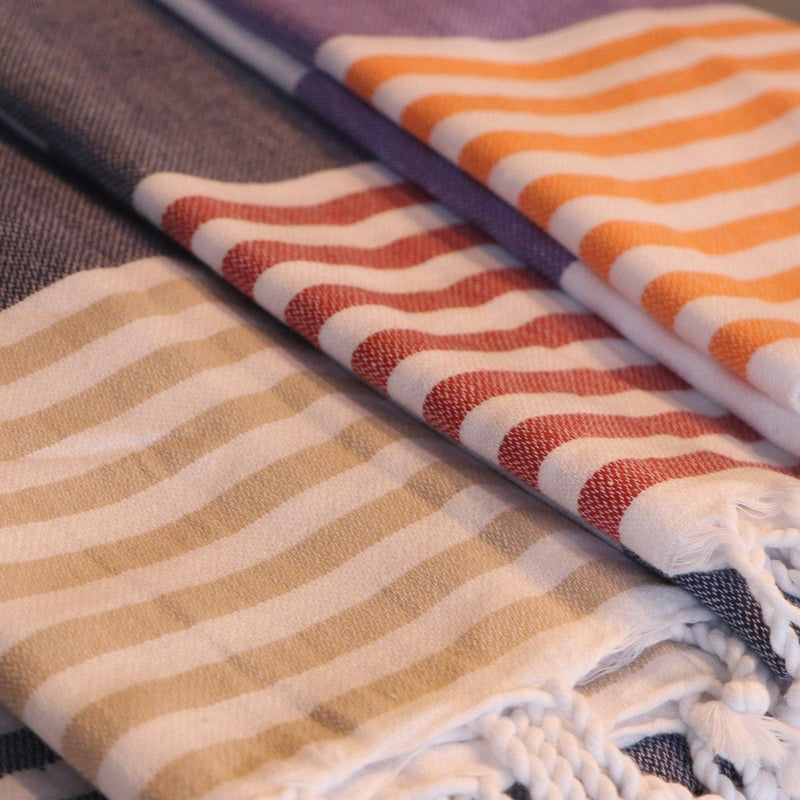 Hammam Towel | Striped